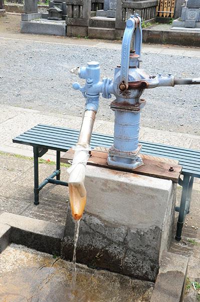 井戸・手桶