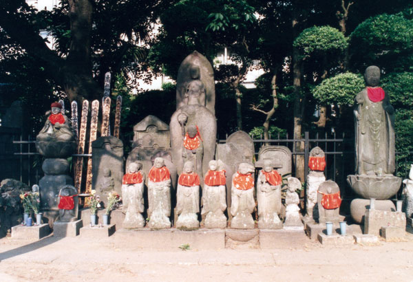 猿型半跏像(庚申塔)