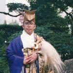 清岸寺 第45世仁譽正弘上人(第45代住職)